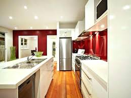 pictures of galley style kitchens galley kitchen makeovers designs be equipped inexpensive cabinets pine style makeover