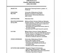 Free Teacher Resume Builder Archaicawful Free Teacheresume Templateesumes Templates Download 38