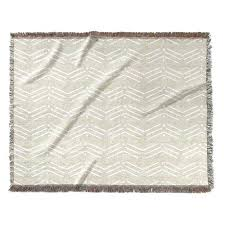 throw blanket dimensions foundry select geometric woven polyester throw blanket size queen color cream throw blanket throw blanket dimensions