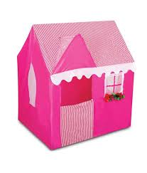 latest Pink Play Tent House