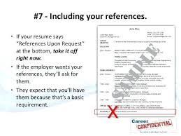 do you put references on a resume simple resume writing tips dont put  references on resume