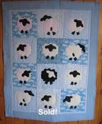 Da net | Sheep | Pinterest | Patchwork, Sheep crafts and Applique ... & sheep quilt i want a sheep quilt so bad! Adamdwight.com