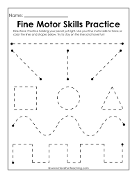 Have Fun Learning Handwriting Worksheets
