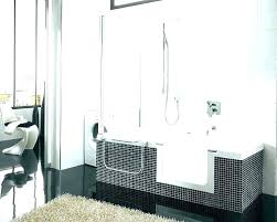 replacing a tub with a walk in shower walk in shower cost shower tubs cost to