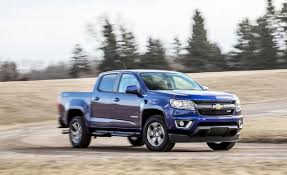 2016 Chevrolet Colorado Z71 4WD Diesel Test – Review – Car and Driver