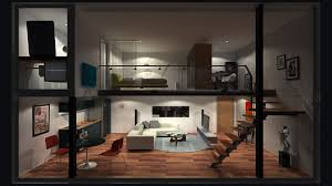 Loft Apartments For Rent In Atlanta Luxury Home Design Top To Loft - Decorating loft apartments