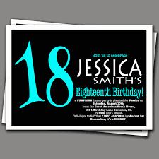 for free printable 18th birthday invitations
