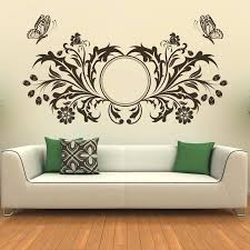 easy wall designs sustainable pals easy wall painting designs wall painting designs erfly unbelievable reusable stencils