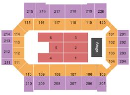 Broadmoor Arena Seating Chart Jojo Siwa Tickets Wed Mar 11 2020 7 00 Pm At Broadmoor
