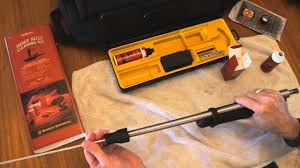 tim s take ruger 10 22 takedown cleaning