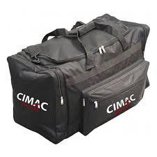 Cimac <b>Team Large</b> Daddy <b>Holdall</b> - Black - Sugar Rays