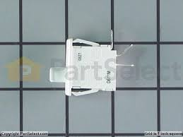 ge we4m415 door switch partselect 2344321 2 s ge we4m415 door switch