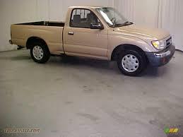 2000 Toyota Tacoma Regular Cab in Sierra Beige Metallic - 710633 ...