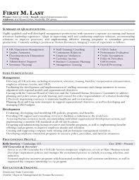 human resources resume samples   essay and resumefree printable human resource manager resume sample