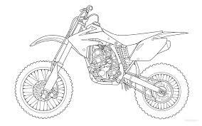Coloriage De Moto Cross 6 On With Hd Resolution 1920x1200 Pixels Moto Coloriage L