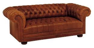 Chesterfield Designer Style Tufted Leather Sofa Furniture Collection