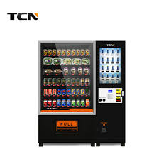 Fruit Vending Machine For Sale Impressive China Tcn Milk Sandwich Fruit Vending Machine For Sale China Combo