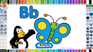 Check out our abc coloring selection for the very best in unique or custom, handmade pieces from our digital shops. Abc Coloring Pages Alphabet Coloring Pages For Kids Alphabet Letter B Butterfly Youtube