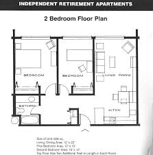 Bedroom Layout Two Bedroom Layout Plan Shoisecom