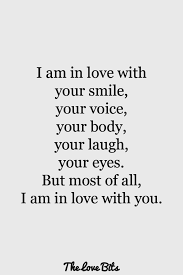 In Love Quotes Gorgeous 48 Love Quotes For Her To Express Your True Feeling TheLoveBits