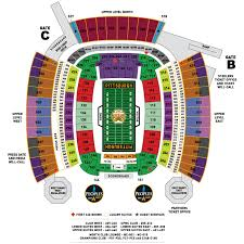 Heinz Field Seating Chart Process Working Your Noticeably Entrance Solicit Long
