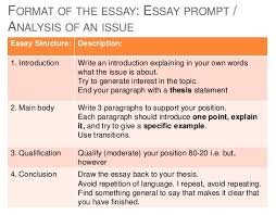 guide to awa the clear cut analytical writing  as for the argument essay the analysis of an issue follows the same pattern when you need to tackle this specific part of the test