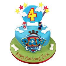 paw patrol cake 500 659 c=2