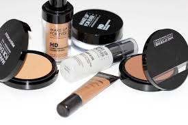 starter kit makeup forever plexion and contour set makeup forever hd foundations