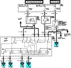 i have a '96 buick regal custom 3800 series ii the brake lights do 2000 Buick LeSabre Wiring-Diagram full size image