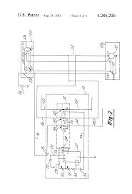 patent us4286200 universal intermittent windshield wiper circuit patent drawing