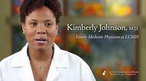 Meet Dr. Kimberly Johnson, Family Medicine Physician at LCMH - YouTube