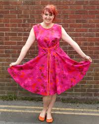Wrap Around Dress Pattern Magnificent Inspiration Design