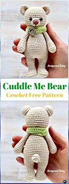 Easy Crochet Teddy Bear Pattern Magnificent Design Inspiration