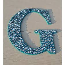 decorative letters for wall