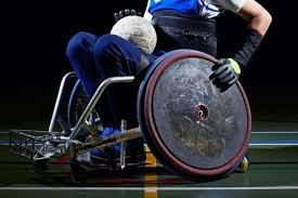 Murderball Video Uses Usa Team Utter How Rugby To Wheelchair Hack wf8Xgw5nxI