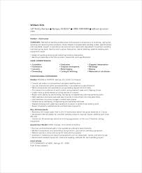 Welding Resume Examples Cool Welder Resume Template 48 Free Word PDF Documents Download Free