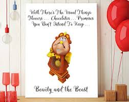 Beauty And The Beast Birthday Quotes Best of Beauty And The Beast Printable Quotes Beauty And The Beast