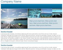 Microsoft School Newsletter Templates. Corporate Newsletter ...