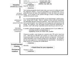 Spectacular Idea Components Of A Cover Letter 2 Bradley University
