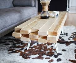 40 Easy DIY Coffee Tables You Can Build on a Budget