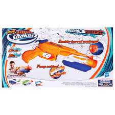 Nerf Super Soaker Double Drench Blaster BIG W