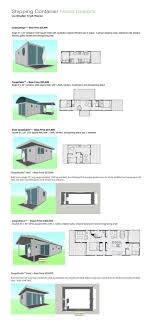 Cargo Container House Plans 64 Best B Architecture Shipping Container Houses Images On