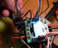 wiring the hobbyking kk 2 1 flight controller big dan the note i discovered that if you don t have the radio on before you power up the quadcopter you will get the error