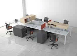 Modern Office Furniture Systems