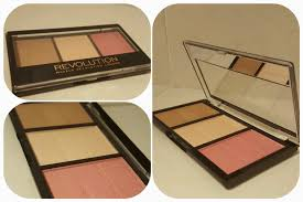 new the plus size of life makeup revolution contour kit