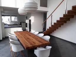 Esstisch Massivholztisch Tisch Holz Table Interior Www Holzwerk