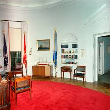 oval office picture. Redecorated Oval Office With President John F. Kennedy\u0027s Effects Picture L