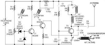 spy phone transmitter jpg similiar simple telephone schematic keywords phone spy transmitter broadcaster diagram