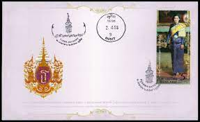 ซองวันแรกจำหน่ายงานเฉลิมพระเกียรติสมเด็จพระเทพรัตนราชสุดาฯ สยามบรมราชกุมารี  ฉลองพระชนมายุ 5 รอบ 2 เมษายน 2558 - StampThailand ขายแสตมป์ไทย ซื้อแสตมป์  สะสมแสตมป์ : Inspired by LnwShop.com