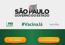 Governo lança site Vacina Já para pré-cadastro da imunização contra  Covid-19 - Coren-SP
